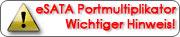 Information zu eSATA Portmultiplikatoren