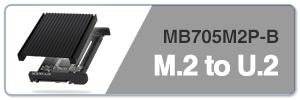 MB705M2P-B M.2 zu U.2