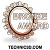 Technic3D Bronze Award für MB664US